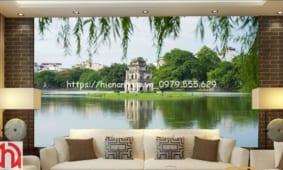 Địa chỉ bán tranh lụa dán tường tại Hà Nội cao cấp nhất