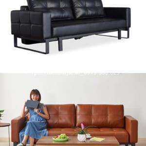 Ghế sofa thông minh có điều khiển biến thành giường ngủ