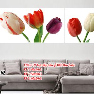 tranh-treo-tuong-3-buc-hoa-tulip